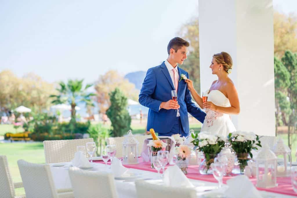 Hotel Louis Zante Beach Weddings