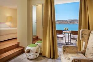 Deluxe Sea Front Room