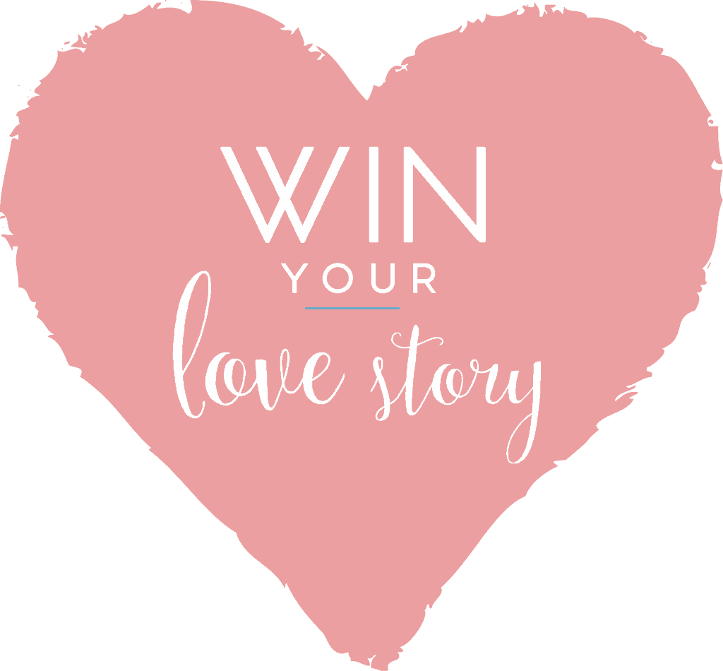 WIN your love story by simply SHARING your dreams!